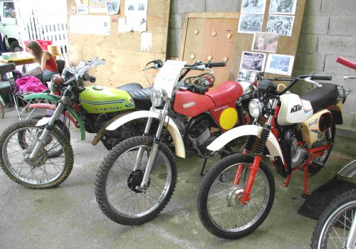 fantic 50,big horn et 50 ktm