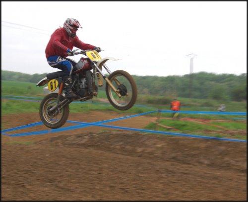 motocross a l'ancienne lugnorre