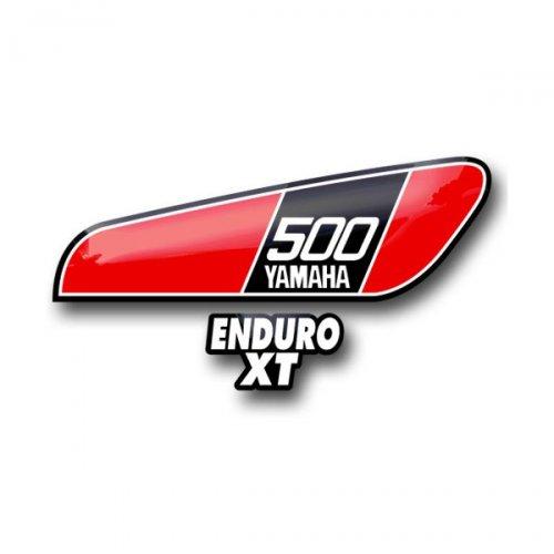 Xt 500 yamaha vta les vieilles t tines des alpes for Ecusson a coudre yamaha
